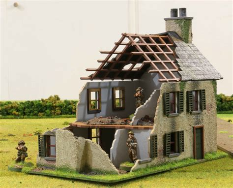 normandy houses dhcwargamesblog
