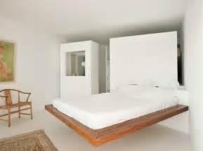 Wooden Bed Frame Interior Design Wooden Platform Bed Interior Design Ideas