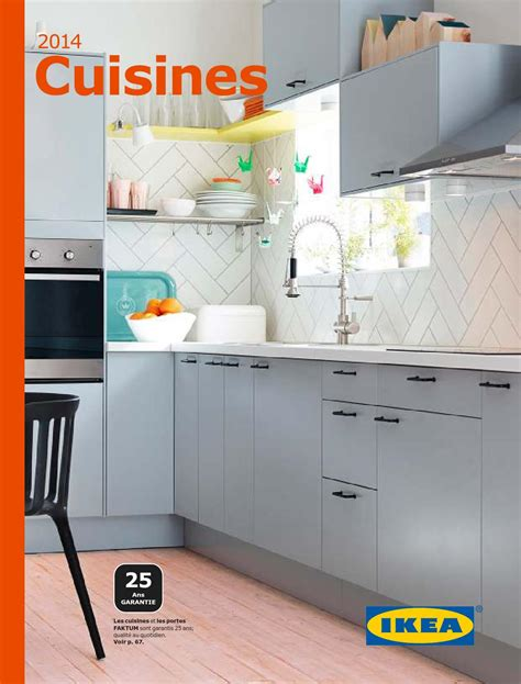 ik饌 cuisine catalogue catalogue ikea cuisine 2014 fr complete by adclick bvba
