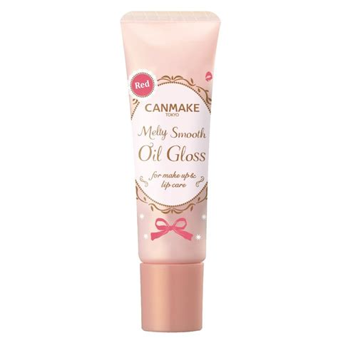 Excel Lip Care Lo02 4 1g canmake melty smooth gloss 03 strawberry 6g lip