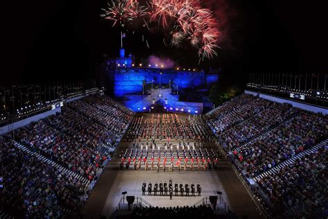 edinburgh military tattoo edinburgh festival city