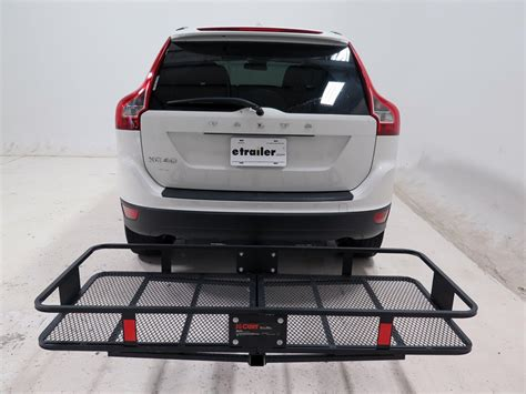 volvo cargo carrier 2016 volvo xc60 24x60 curt cargo carrier for 2 quot hitches