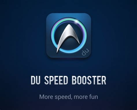android speed booster du speed booster for android appsread android app reviews iphone app reviews ios app