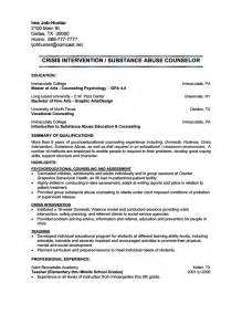 Curriculum Vitae Health Care Professional by Crisis Intervention Counselor Resume