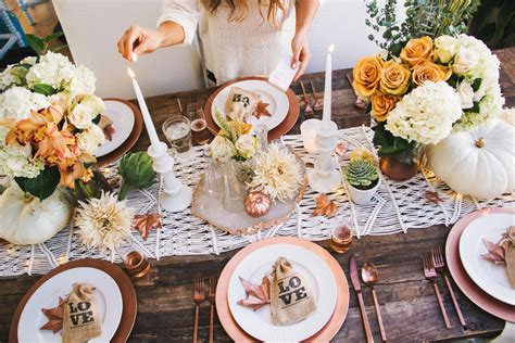 kat s diy thanksgiving tablescape toneitup com