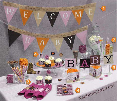 Per Baby Shower by Decorazioni Per Baby Shower Idee Originali Fai Da Te