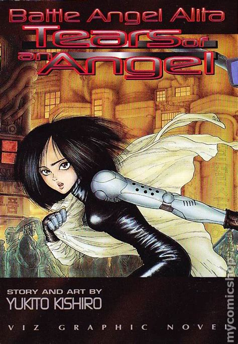 battle alita deluxe edition 1 battle alita tears of an tpb 1995 viz comic