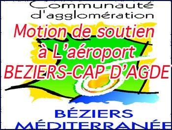 chambre de commerce de beziers actualit 201 s agde b 233 ziers motion de soutien 224 l