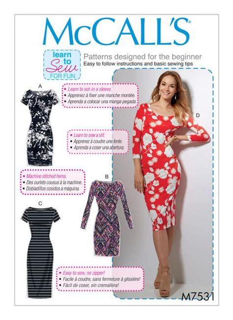 Bodycon Knit Dress Qiy the 25 best mccalls patterns ideas on vogue patterns shirt patterns and clothing
