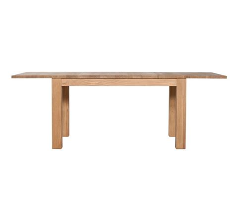 stretching table ethnicraft oak stretch dining table