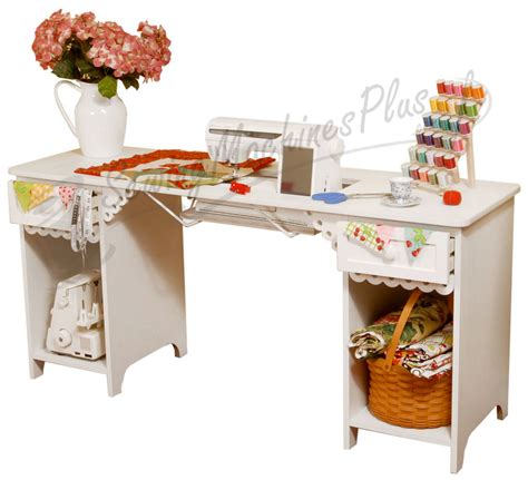 arrow cabinets sewing arrow olivia sewing in white model 1001