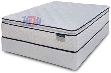 Mattress New by Pillow Top A Pocket Coil Mattress By Symbol