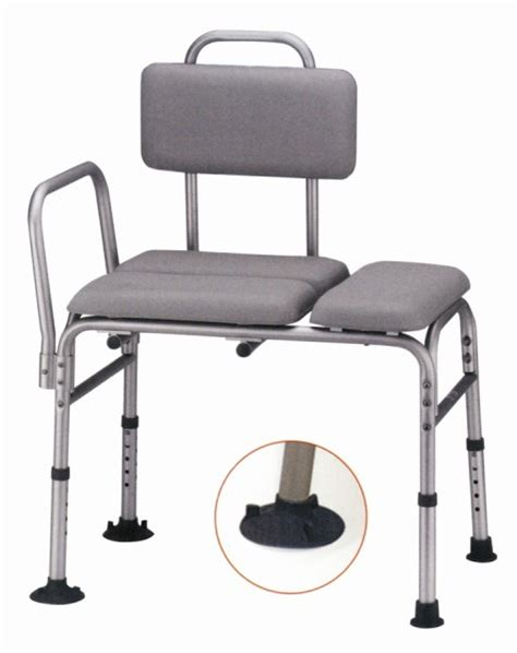 padded bath bench padded transfer bench discount medical supply