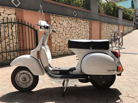 125ccm Motorrad Vespa by Piaggio Vespa Px 125 Ccm 1981 Catawiki