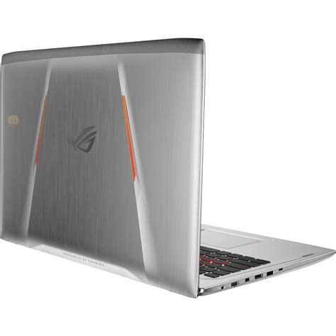 Asus Notebook Laptop Rog Strix Gl502vm Fy126t Gtx1060 4gb Windows asus gl502vm ds74 notebook i7 7700hq 16gb ram 128gb ssd 1tb hdd nv gtx1060 win10 lucomputer