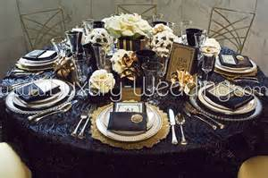 tables luxury wedding