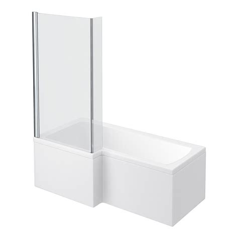 Vanity Screens by Turin High Gloss White Vanity Unit Bathroom Suite With