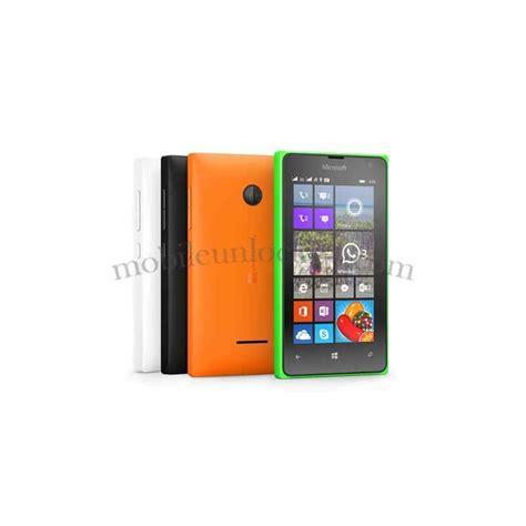 Microsoft Nokia Lumia 435 desbloquear microsoft lumia 435