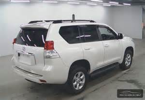 Toyota Of Tx Used Toyota Prado Tx Limited 2009 Car For Sale In Sialkot