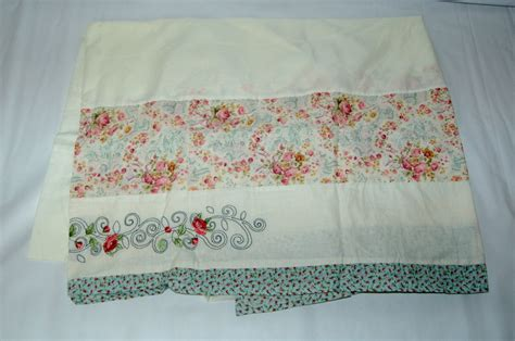 jcpenney bed skirts jcpenney home collection new embroidered bedskirt size