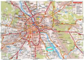 map of city related keywords suggestions for warsaw map