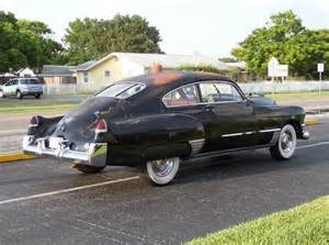 1949 Cadillac Coupe For Sale Barn Find Minus The Barn 1949 Cadillac Club Coupe Bring