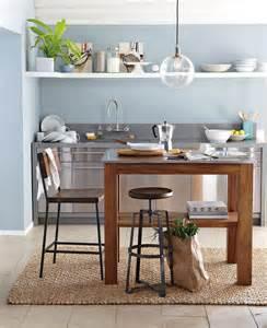 West Island Kitchen by Live Creating Yourself West Elm S Summer Kitchen