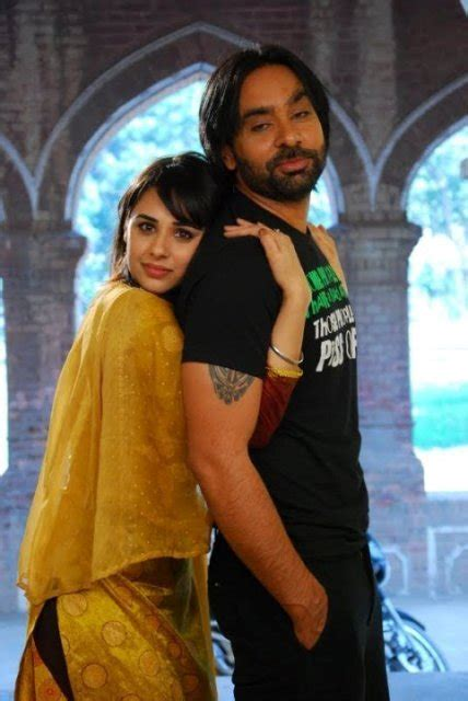 babbu maan with his wife mandy takhar walcome to mandy takhar official blog site