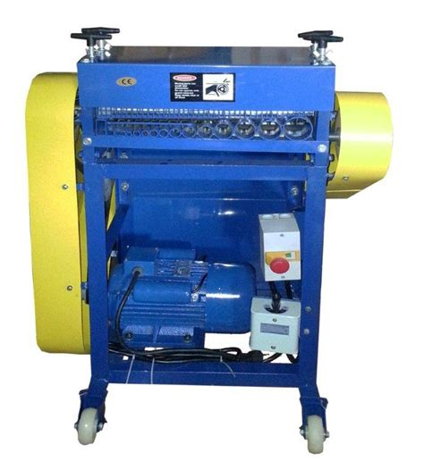wire stripers machine bws 60 bluedog wire stripping machine 229 cable wire recycling equipment products