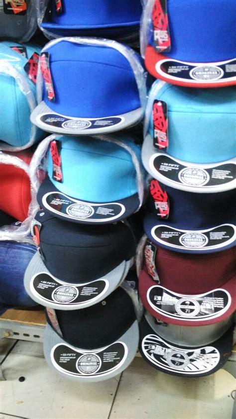 Topi Trucker Jaring Polos 1 Warna Sd 3 Warna jual topi buat promosi jual topi grosir buat promosi