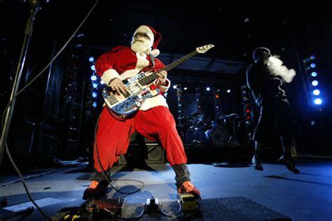 imagenes de navidad rock rock y navidad una combinaci 243 n posible taringa