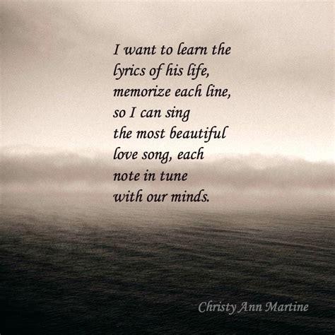 poem lyrics lyrics of his poem by martine