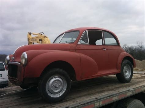 morris minor coupe restoration  gasser project