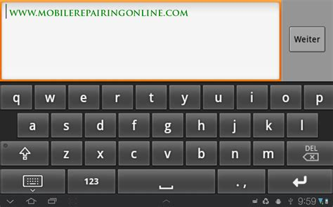 keyboard for android how to use android phone app mobilerepairingonline