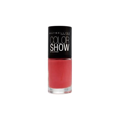 Maybelline Nail maybelline color show nail coral craze 7ml 342