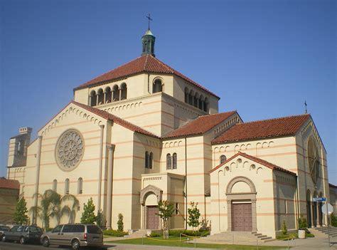 st catholic church st cecilia catholic church los angeles