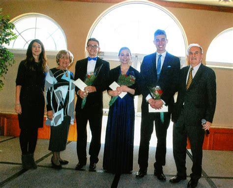 consolato italiano detroit from left to right consul manca consolato d