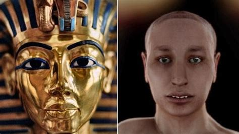 Maskara Nefertiti king tutankhamun an icon of ancient reportedly had buck teeth wide hips and a severe