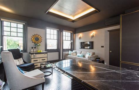the mini bar apartment the pied a terre for an