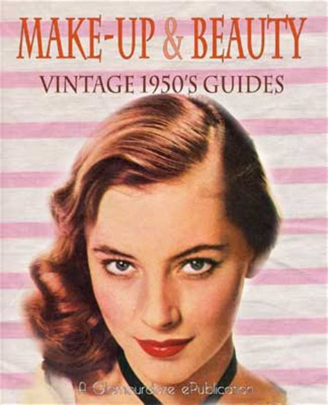 hair and makeup in the 1950s 1950 s makeup 9 steps to a party face glamourdaze