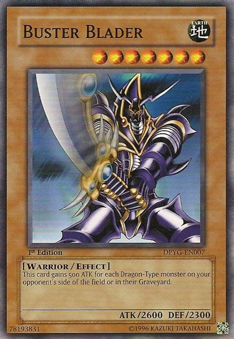 Kartu Yugioh Shiny Black C Common card errata buster blader yu gi oh it s time to duel