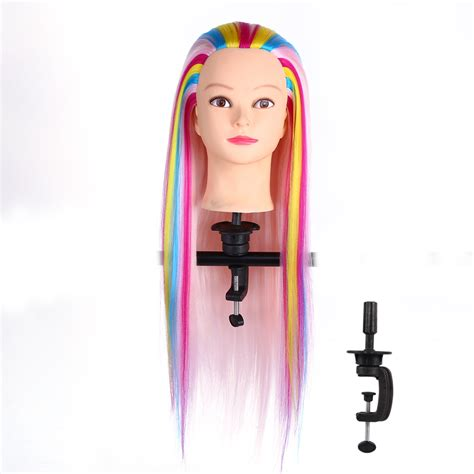 Practice Hair Style Doll by Hair Practice Mannequin Hairdressing Doll