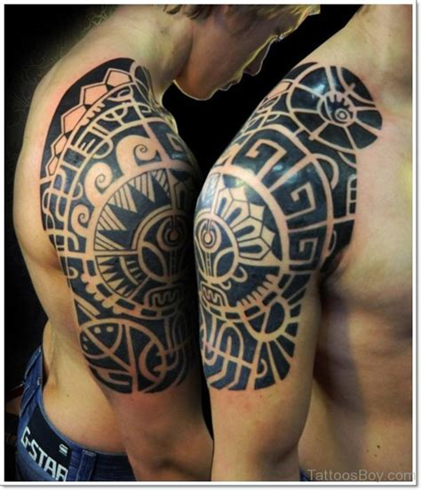 aztec sleeve tattoos designs aztec tattoos designs pictures page 8