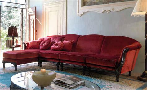 divano velluto divano velluto nero divani divano letto ade posti