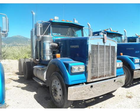 2000 kenworth for sale 2000 kenworth w900 day cab truck for sale ogden ut