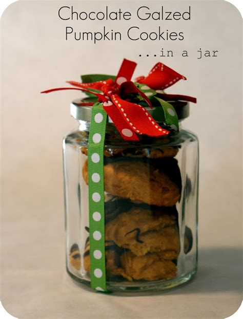 christmas cookies in a jar recipe wide mouth mason chocolate pumpkin cookies i heart nap time