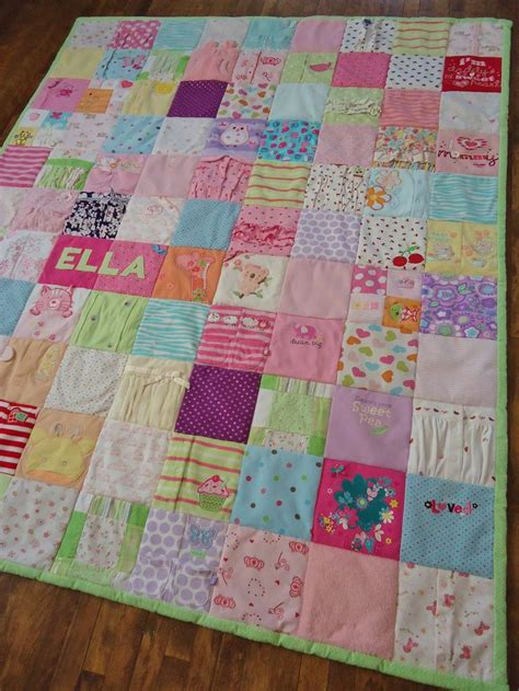 Quilt Baby Clothes by Gorgeous Baby Clothes Quilt Quilt Inspirations