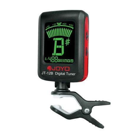 Istimewa Clip On Guitar Tuner Joyo joyo mini clip on digital chromatic tuner