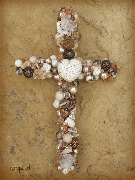 decorative beading for walls image gallery handmade barbed wire crosses