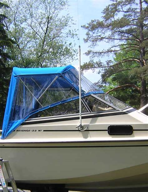 mounting vhf antenna small boat - Best Vhf Antenna For Small Boat